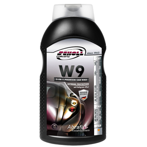 Scholl Concepts W9 Premium Glaze Wax 250 ml