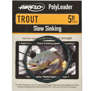 40-11612 | Airflo Polyleader Trout
