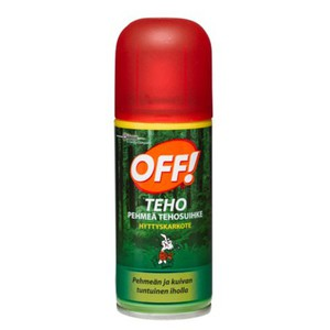 Johnson OFF Teho hyttyssuihke 100ml