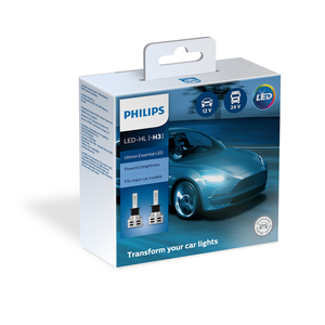Philips Ultinon Essential LED polttimopari