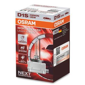 43-1876 | Osram Night Breaker Laser Xenarc Xenon-D1S +200% 85 V / 35 W
