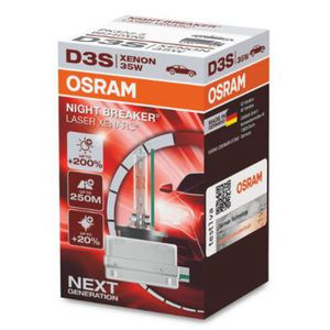 43-1878 | Osram Night Breaker Laser Xenarc Xenon-D3S +200% 42 V / 35 W