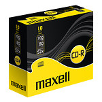 Maxell-CD-R-levy-52x-700MB80min-Slim-JewelCase-10kpl