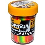 Berkley-PowerBait-Double-Glitter-syottitahna-SYelSGreenFlRed
