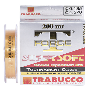 54-8655 | Trabucco T-Force Super Soft 0,25 200m