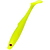 55-05276 | K.P Pike Shad Junior haukijigi 20 cm 57 g väri: Yellow 2 kpl