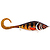 55-05368 | Strike Pro Guppie jr 11 cm 70 g uppoava jerkki Golden Perch - Gold/Gold glitter