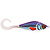 55-05369 | Strike Pro Guppie jr 11 cm 70 g uppoava jerkki Peterson Shiner - Pearl White