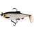 55-06534 | Westin Ricky the Roach Shadtail R 'N R 14 cm 57 g Sinking Lively Roach