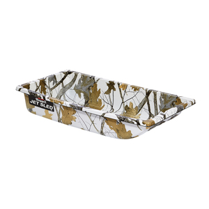 55-07405 | Shappell Jet Sled Jr. Winter Camo ahkio 106 x 53 x 20 cm
