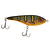 55-07710 | Strike Pro Buster Jerk 15 cm 66 g shallow jerkki Olive Perch UV