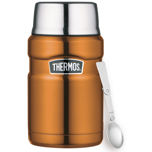 Thermos® Midnight Gold Stainless King ruokatermos 710 ml