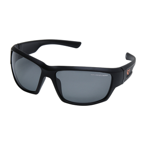 Savage Gear Shade kelluva polarisoitu aurinkolasi Dark Grey