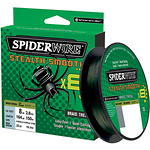 Spiderwire-Stealth-Smooth-8-kuitusiima-150-m-vihrea