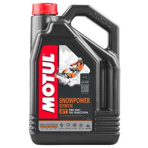Motul SnowPower Synth 2T 4 l