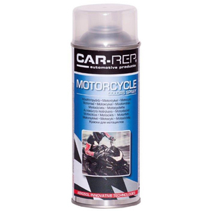 60-00674 | Car-Rep Motorcycle spraymaali Racing red punainen 400 ml