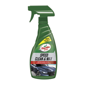 60-00792 | Turtle Wax Speed Clean & Wax 500 ml