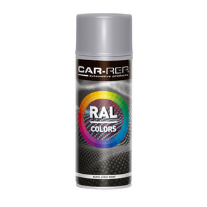 60-01095 | CAR-REP Spraymaali Akryyli RAL7001 harmaa 400 ml