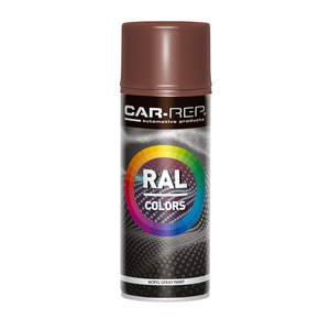60-01096 | CAR-REP Spraymaali Akryyli RAL8011 ruskea 400 ml