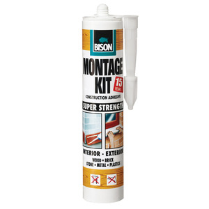 60-5311 | Bison Montage Kit Super Strenght Asennusliima 310 ml