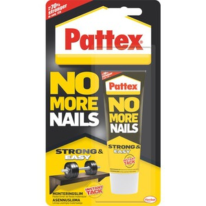 60-5400 | Pattex No More Nails Asennusliima 40ml