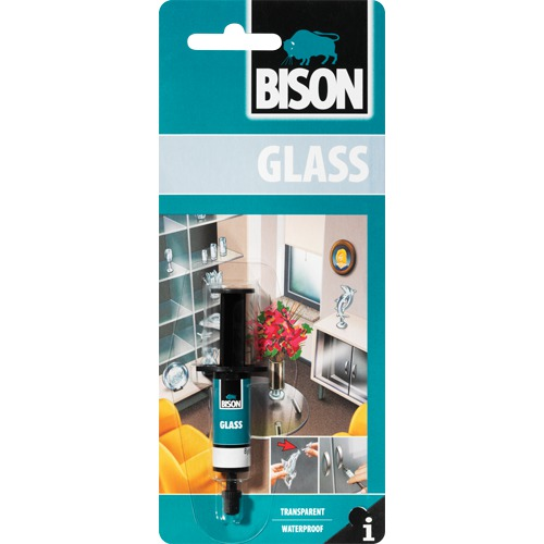 Bison Glass lasiliima 2 ml