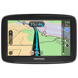 TomTom Start 52 Europe GPS-Navigaattori