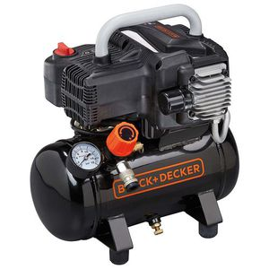 70-02272 | BLACK+DECKER BD195/6-NK paineilmakompressori 1,5 Hp 6 l