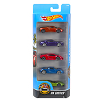Hot-Wheels-pikkuautot-5-pack