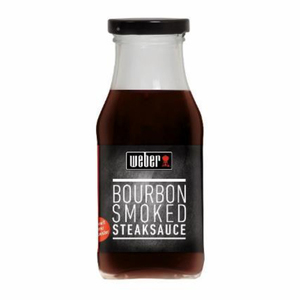Weber Bourbon Smoked Steak marinadi lihalle 240 ml