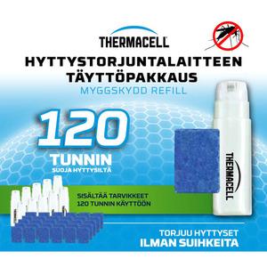 ThermaCELL täyttöpakkaus 4 x kaasu + 12 tyynyä   Motonet Oy