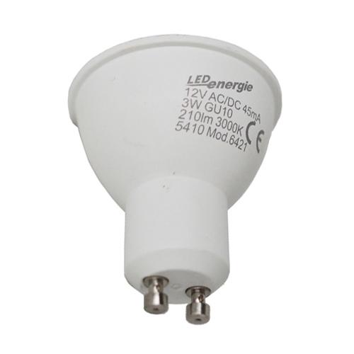LED-lamppu Sunwind 9SMD, E27, 5W, 12V, ø50mm, 300lm, 2700K