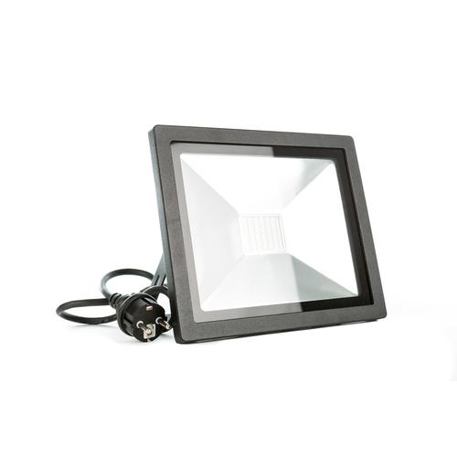 FTLight LED-valonheitin Slim Work 30W IP44 2400lm 4500K musta