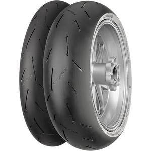 98-35086 | Continental ContiRaceAttack 2 Street 190/55 ZR17 M/C (75W) TL taakse
