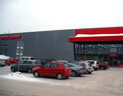 Motonet Helsinki