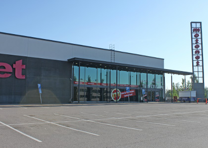 Tavaratalo Vantaa | Motonet Oy